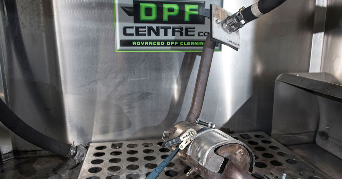 What is a DPF and Why Does it Block