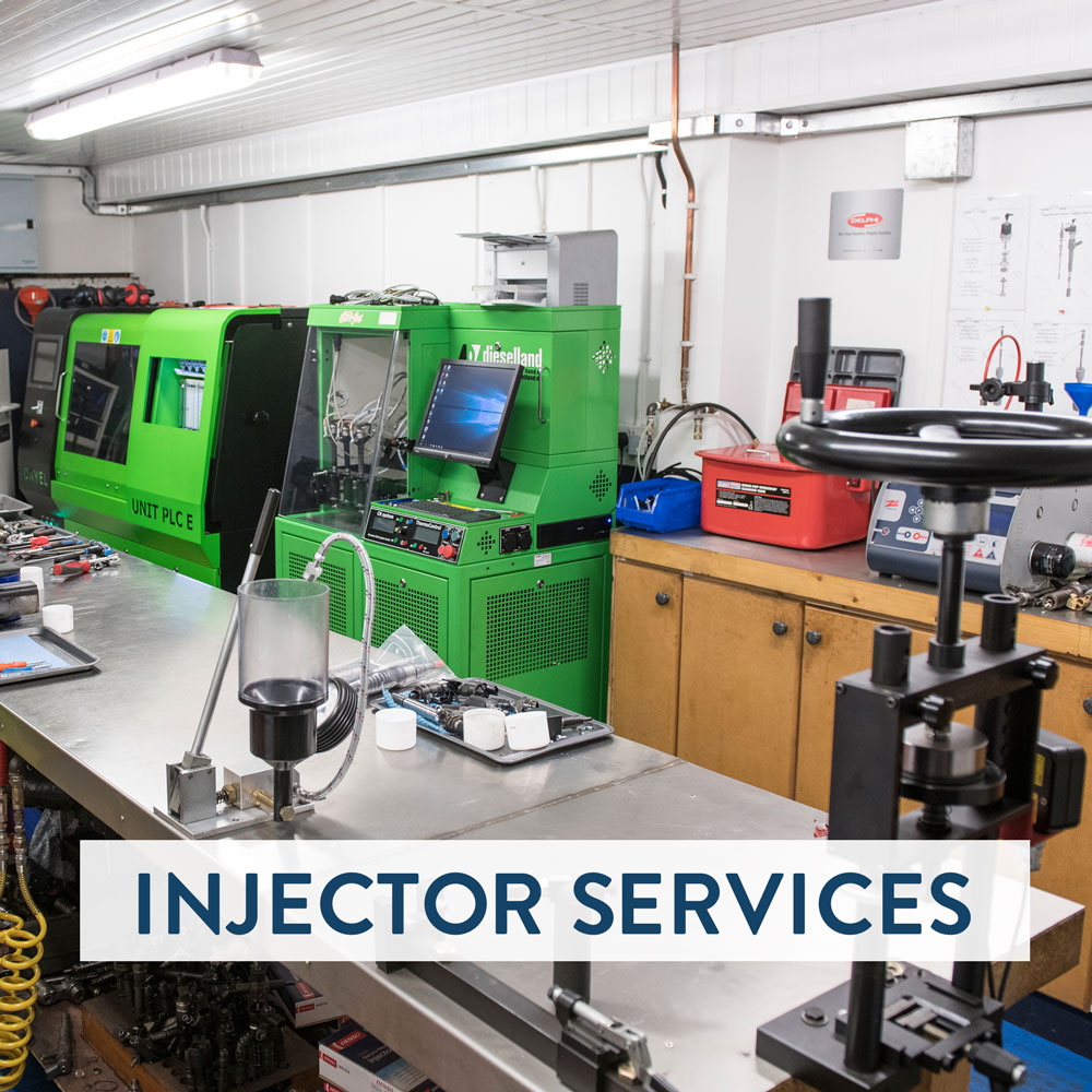 Injector Services County Armagh