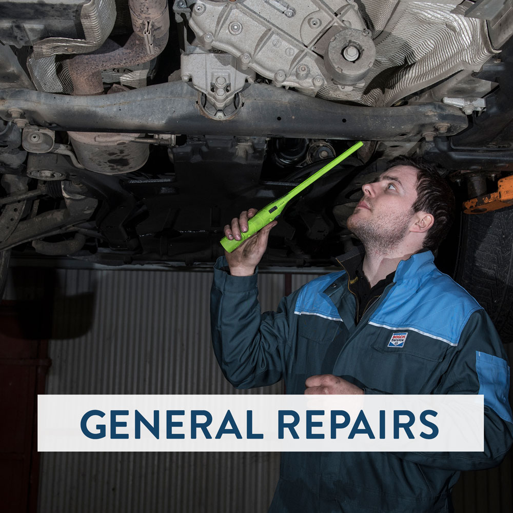 Garages - Car Repairs in County Armagh