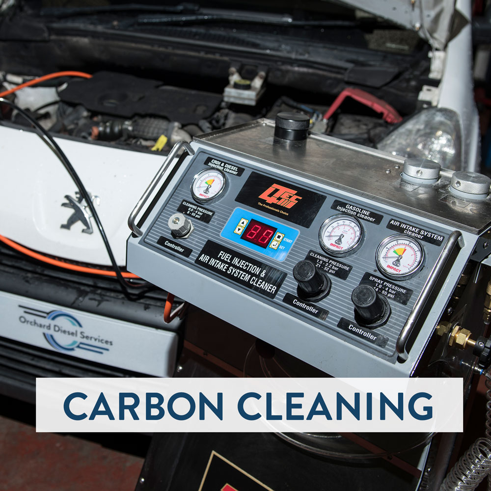 Carbon Cleaning County Armagh