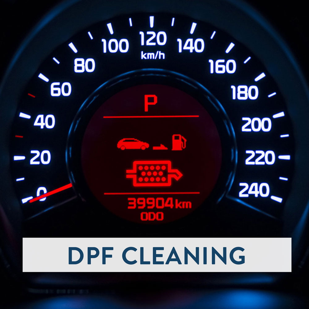 DPF Cleaning County Armagh