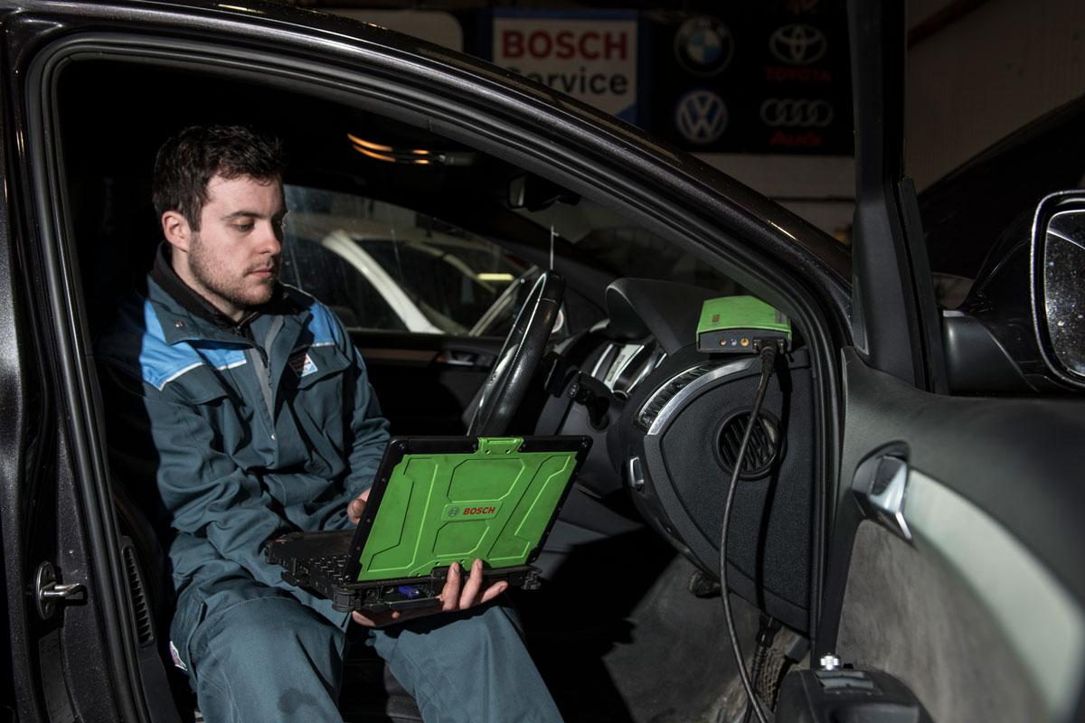 Car Engine Management Diagnostics Armagh