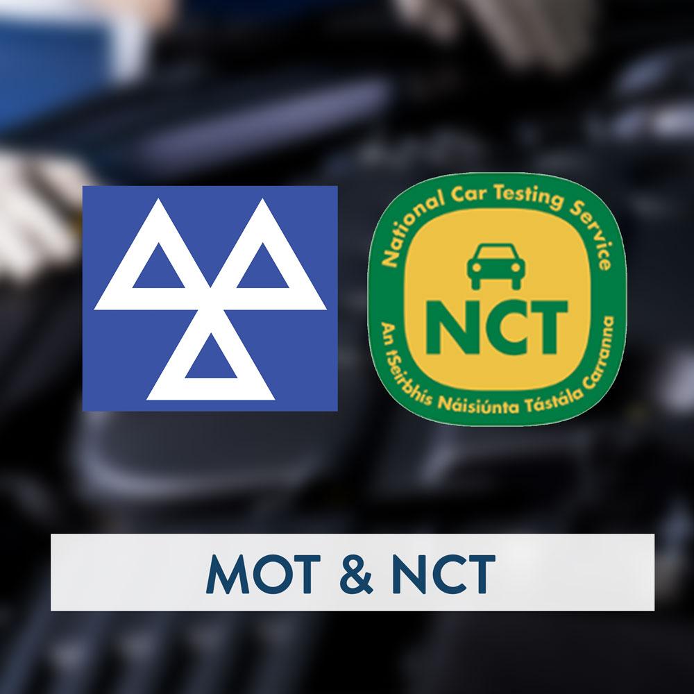 MOT NCT County Armagh